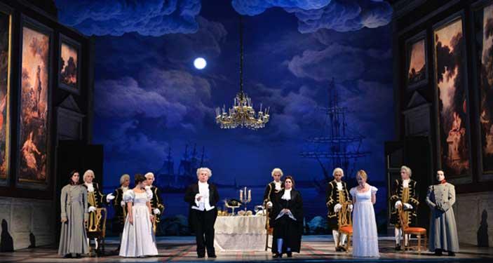 Così fan tutte di Mozart - Festival di Spoleto