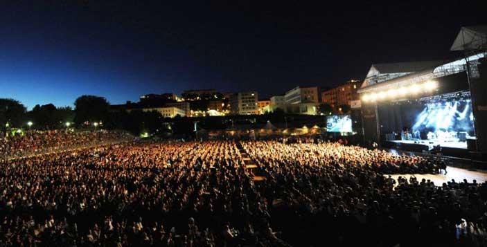 Umbria Jazz 2015 - Arena Santa Giuliana
