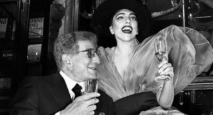 Tony Bennett e Lady Gaga