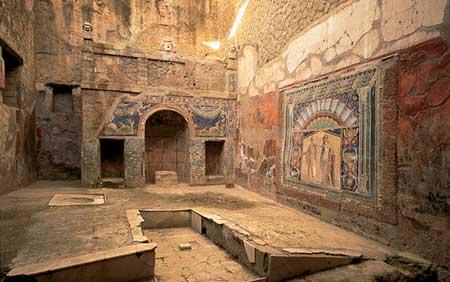 Ercolano - Scavi archeologici