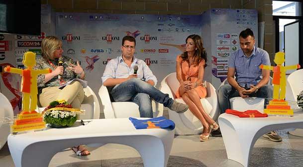 Giffoni Film Festival, conferenza stampa con Enza Ruggiero, Vincenzo Procida, Nicola Surace.