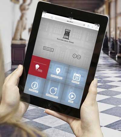 Rete wi-fi Galleria degli Uffizi