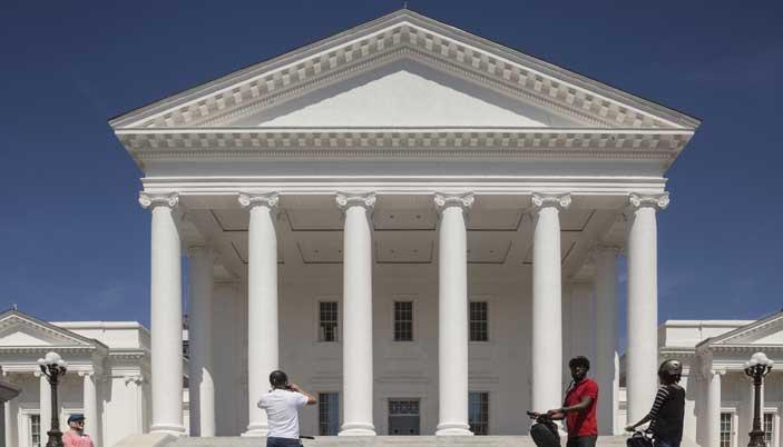 Thomas Jefferson, Virginia State Capitol, Richmond, Virginia, United States - © Filippo Romano