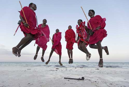 La Danza dei Masai - photo credit Francesca Salice