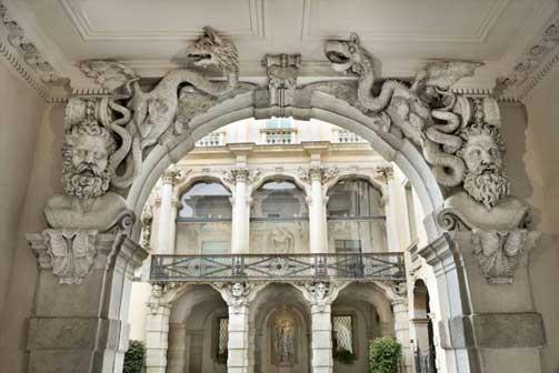 Gallerie d'Italia - Palazzo Leoni Montanari, Intesa san Paolo, Vicenza