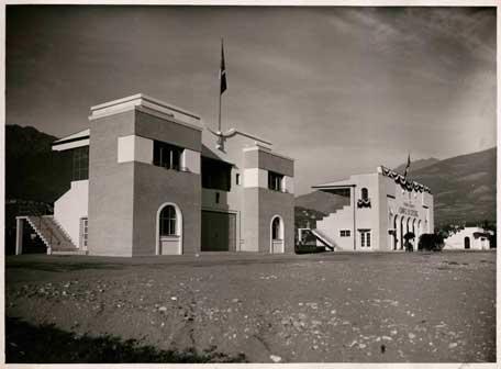 Ippodromo di Merano, 1935, Archivio Merano