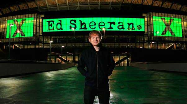 Nexo Digital - Ed Sheeran