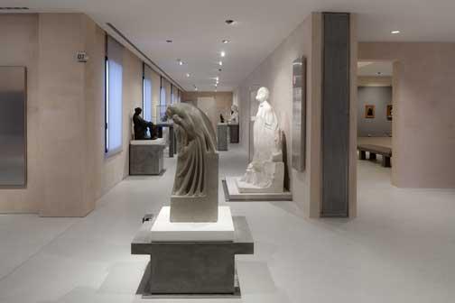 Museo Bailo, Interno, Fotografia di Marco Zanta