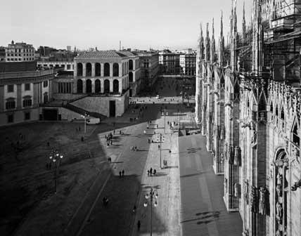 Milano 2011, Fotografia di Gabriele Basilico