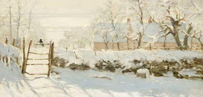 Claude Monet in mostra alla GAM di Torino