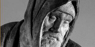 Pietà di Michelangelo, particolare - Museo dell'Opera del Duomo di Firenze