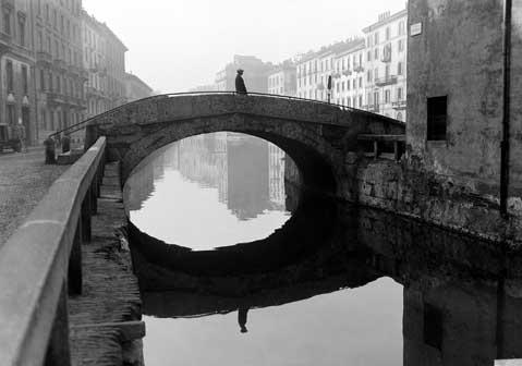 Ponte di via Montebello © Civico archivio fotografico