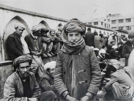 Lisetta Carmi, Kabul, Afghanistan, 1970