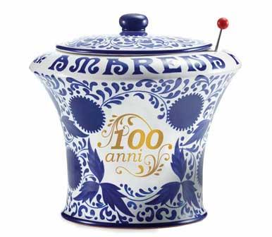 Vaso Amarena Fabbri per i 100 anni