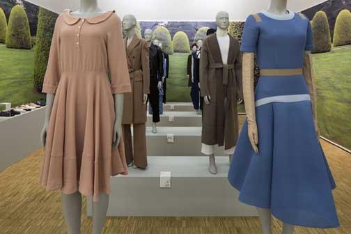 Il nuovo vocabolario della moda italiana La Triennale di Milano, 2015 Foto Agostino Osio