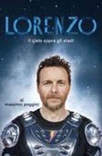Massimo Poggini, copertina del libro lorenzo