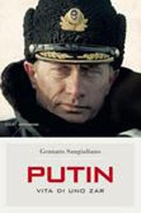 Gennaro Sangiuliano, copertina libro Putin