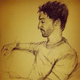 Roberto Di Costanzo, mostra Visage en pose