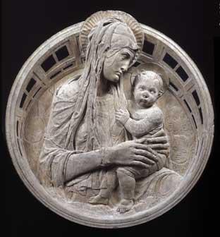 Donatello Madonna del Perdono