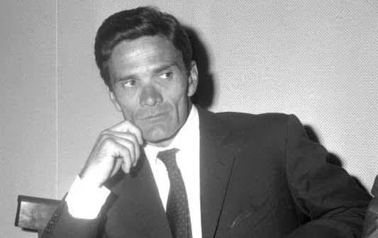 Pier Paolo Pasolini - 1961