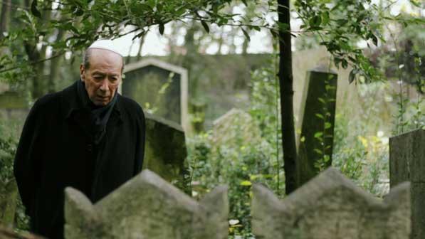 Cimitero ebraico con Pressburger