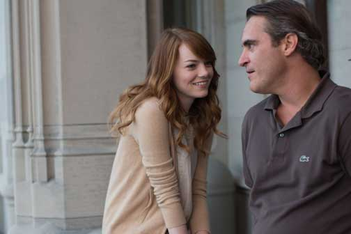 Una scena del film Irrational Man