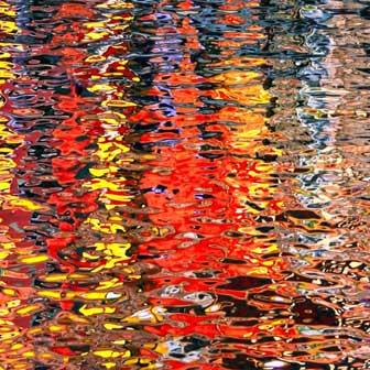 Manss Aval – I colori di Venezia