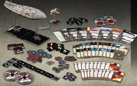 Star Wars: X-Wing - mostra Il dado è tratto!