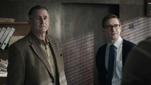 The Eichmann Show, un'immagine tratta dal film