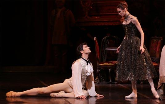 Roberto Bolle e Svetlana Zakharova - Gala des Ètoiles