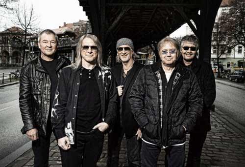 Deep Purple, photo Jim Rakete