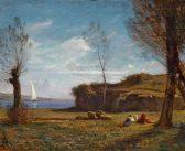L'Aprile di Antonio Fontanesi. La rivoluzione del paesaggio