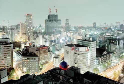 Francesco Jodice, What We Want, Osaka, T48, 2008 Francesco Jodice