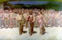 Giuseppe Pellizza da Volpedo, Il Quarto Stato, 1901