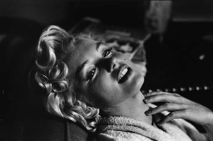 Marilyn Monroe, New York, 1956, © Elliott Erwitt