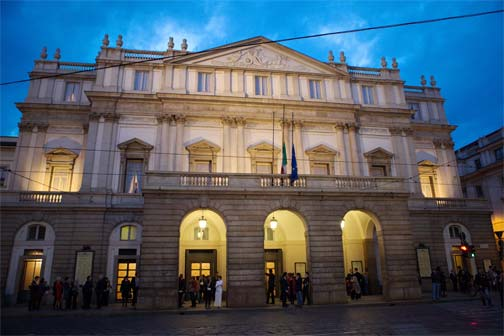 Teatro alla Scala © TeatroallaScala