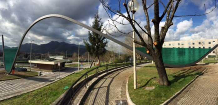 Costas Varotsos - Orizzonte Due, 2016