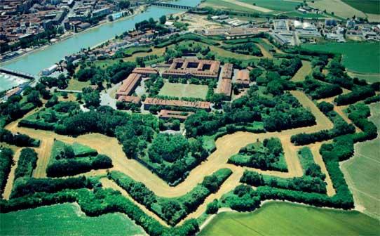 cittadella militare di alessandria