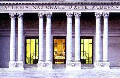 GNAM - Galleria nazionale d'arte moderna e contemporanea di Roma