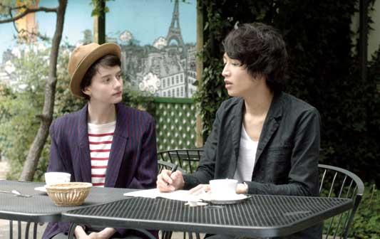 Il fascino indiscreto dell'amore - Un'immagine del film