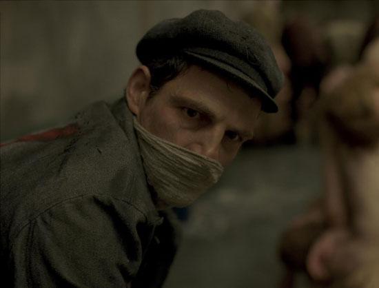 Il figlio di Saul, un'immagine del film