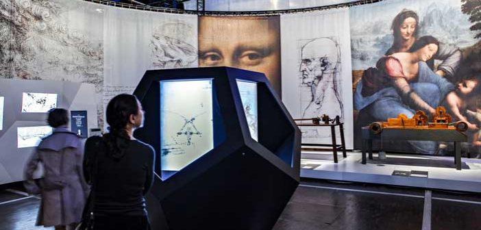 Leonardo da Vinci, a Londra una mostra dedicata al genio italiano