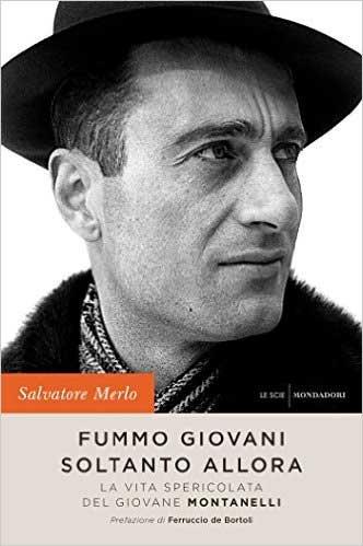 Salvatore Merlo, Fummo giovani soltanto allora, copertina del libro