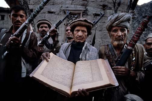Francesco Cito, Afghanistan, A Mullah & Koran