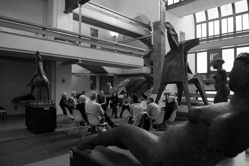Fireenze, Museo Marino Marini - Giornata di studi sul tema  Musei, Arte e Alzheimer