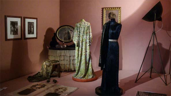 Venezia, Palazzo Fortuny, Allestimento mostra Henriette Fortuny - Iniziative per l' 8 marzo
