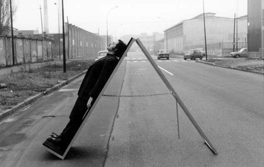 Ugo La Pietra, Il Commutatore, 1970