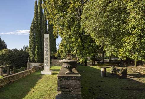 Grandi Giardini Italiani, Vittoriale degli Italiani - Caccia al tesoro botanico