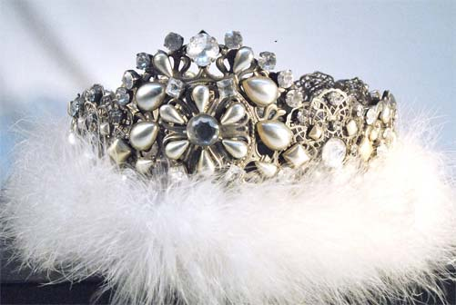 Corona di Miss Italia 1988 per Nadia Bengala, foto by De Liguoro