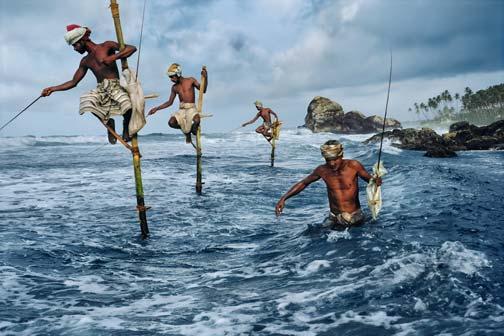 Steve McCurry, Weligama, Sri Lanka, 1995 ©Steve McCurry